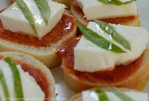 Appetizer Recipes / Delicious Appetizer recipes to start off any meal or party!