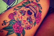 Tattoos & Drawings / by Melissa Sokol