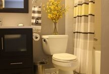 """Home Sweet Home - Bathroom / Also see my separate boards for kitchen, bedroom, living room, and garden. :) All starting with """"Home Sweet Home"""""""