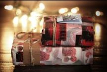***wrap it up! / now all I can think of is what can I wrap for whom...  :-) / by Morningdew Photography