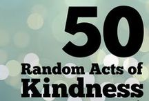 TAE 40 Acts of Kindness #BeTheBlessing