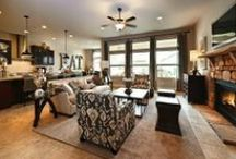 Lennar Great Rooms / These are some of our local Great Room styles!