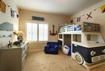Lennar Bedrooms / Here is just a small collection of some of our bedroom layouts and ideas for decor!