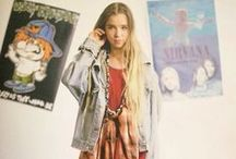 Beyond Retro in the 90s / From Courtney Love to Cher Horowitz, we love a 90s icon! Check out our board filled with ditsy florals, denim dungarees, Dr Martens, Clueless kilts and plenty of fearless grunge style. / by Beyond Retro