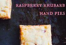 RHUBARB~ / I LOVE Rhubarb!