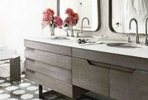 master bath / by atomicmama