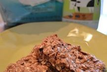 """Granola bars, Protein bars and other """"healthy"""" snacks / After school, after sports snacks for the kids - focus on protein and/or fiber. All can be made or are already """"nut free""""  / by Garden Girl Skin Care"""