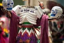 Day of the Dead (El Dia de Muerto) / A Mexican celebration to remember past ancestors  / by Beyond Retro