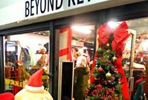 Beyond Retro Christmas / We've partnered with St Mungo's Broadway to help homeless people across the country to stay warm this Winter. For every Christmas Jumper you buy, we'll donate an item of Winter Wear, including much-needed jumpers, coats and woolly hats, to St Mungo's Broadway residents.