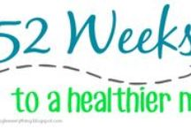 Health / Becoming a healthier me- body, mind and soul!  Includes: healthy tips, workouts, recipes and more!