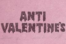 Anti-Valentine's / Fed up of the lovey-dovey Valentine's schmaltz? Our Anti-Valentine's board is all about dressing to impress nobody but you. / by Beyond Retro