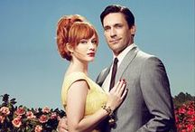 Mad Men / Excited as us that Mad Men hits our screens again on 5th April? Whether you're like Peggy, Megan, Betty or Joan we show you how to get the look... http://goo.gl/MMEPUa / by Beyond Retro