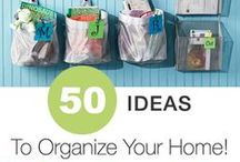 HOME ORGANIZING TIPS~ / We could all use a few #organizing #tips can't we? Some great ideas here! Have fun! ~Shawn Augustine, Realtor® serving Minnesota & Wisconsin www.shawnaugustine.com ~ Find me on Facebook at:  www.facebook.com/shawnaugustinerealtor