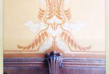 Maison Losseau / Demeure privée entièrement décorée dans le style art nouveau au début du XXeme siècle par Léon Losseau