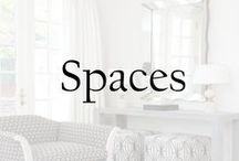 Spaces / indoor & outdoor spaces we love / by Chyanne M. @ The Yuppie Closet
