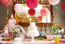 Party inspiration / by Ramona Mendoza