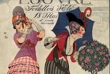 Edwardian Fashions 1900-19teens