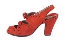 Shoes - 1940s & 50s