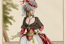 18th c. - 1770s / 18th century clothing and costuming references from specifically the Revolutionary War Period