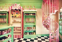retail shop inspiration design / more retail display beauty