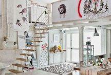 My Dream Artists Loft/Studio / by Ellary Branden
