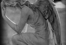 Angels / Real, imagined, and in art. / by Ellary Branden