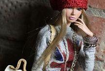 Dolls-Barbie / My love of all things Barbie. / by Ellary Branden