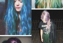Hair / by Nina Maniaci