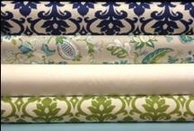 Fabrics / by Tassels -Louisville