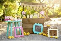 lemonade stand / by Ramona Mendoza