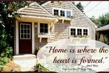 Home is where the ღ is❣ / Anything for the home...projects & ideas for indoor and outdoor. Visit my gardening goodness board for gardening ideas.