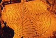 Labyrinths / Walking meditation / by Mary Friedel-Hunt