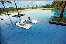 Luxury lies here! / Alila Diwa Goa, a place where relaxation reigns supreme, with the soothing cool breeze gently caressing the lush, verdant rice plantations to shift their gaze to the majestic Arabian Sea. At the heart of the resort is an endless infinity pool that extends out into the paddy terraces - a sight that can take your breath away.