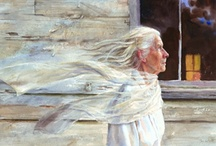Watercolorist Mary Whyte
