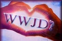 :✞:WWJD:✞: / What Would Jesus Do? More on my Godly•ness board. *NEW: My DAILY DEVOTIONS from my blog...ENJOY and share the WORD ♡