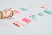 I ♥ Washi Tape / by Ramona Mendoza