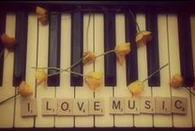 ♬♪♫Mus!c Heaven•ness♫♪♬ / I LOVE MUSIC ♫ ღ ♪ Quite a wide variety!   Enjoy some of the music I love ღ
