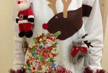 Holiday. Celebrate. WINTER / Christmas, Thanksgiving, etc. / by Emily Ellsworth
