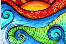Painting Inspiration  / by Jennifer Mantle