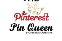 Pinterest•ness❣ / All things PINTEREST!!!!! More on my Socialness board :) http://pinterest.com/blessedmama05/socialness