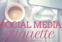 Social•ness❣ / All things SOCIAL MEDIA! Pinterest, Facebook, Google, Twitter.....