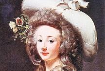 Hair - 18th c.