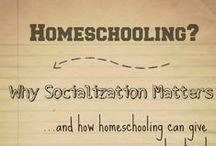 Homeschooling / Homeschooling