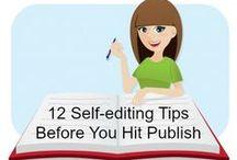 Writing / Writing and editing