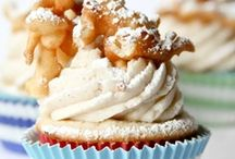 Cupcakes & Sweets! / by Adrienne Germany