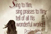 :✞:Psalms:✞: / Psalm verses from the Bible