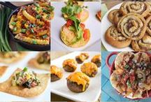 •❃•Appetizer Heaven•ness•❃• / Heavenly appetizer & snack recipes & ideas for parties, gatherings, holidays, tailgating, cookouts....