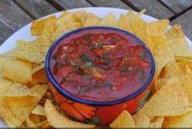 •❃•Dip Heaven•ness•❃• / Heavenly dip recipes...dips, salsas, fondues...