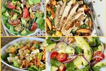 •❃•Salad Heaven•ness•❃• / Heavenly salad recipes...salads, slaws, chicken/tuna salads, etc... More side dishes on my Food•ness board.