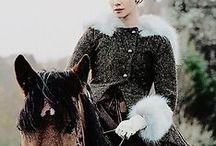 18th c. - 1740s - Scotland / Outlander / Outlander costumes and historic clothing inspiration and reference from the 1740s